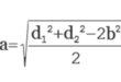 Стороны параллелограмма