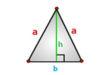 Стороны равнобедренного треугольника