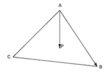 Точка внутри треугольника