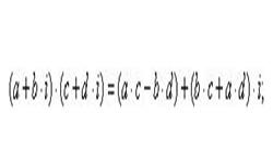 Умножение комплексных чисел